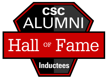 CSC Alumni Hall Of Fame Logo