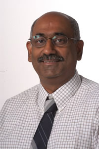 Photo of Dr. Iyer
