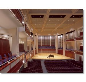 Photo of Meymandi Concert Hall Interior
