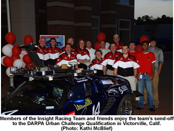Photo of Insight Racing Team