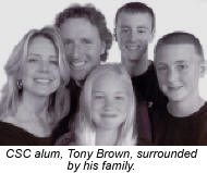 Photo of Brown Family